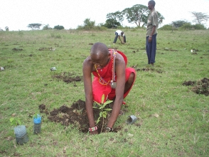Jabari Kenya conserving the environment